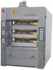 Forno eléctrico modular