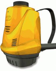 Polvilhador de dorso eléctrico dinamica