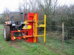 Máquinas colocadora de arame