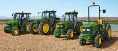 Tractores Especiais Série 5