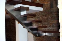Estrutura de escadas
