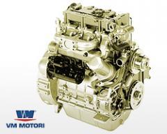 Motores diesel refrigerados a agua