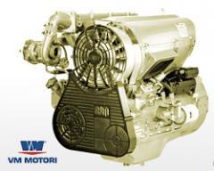 Motores diesel refrigerados a ar