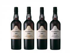 Vinhos do Porto Tawny de idade
