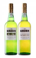 Dry White (Branco Seco) e Lágrima