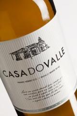 Casa do Valle vinho branco 2009