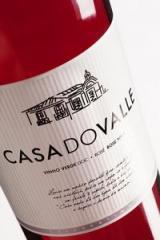 Vinho rosé Casa do Valle