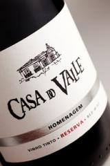 Vinho Casa do Valle Homenagem Reserva 2009