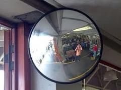 Espelhos parabólicos