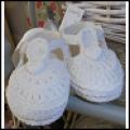 Sapatinhos cerâmica MathildeM