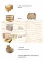 Caixas em madeira