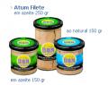 Atum filete