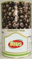 Azeitonas pretas e verdes c/s caroço inteira ou em rodelas