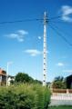 Postes BT para rede eléctrica de baixa tensão