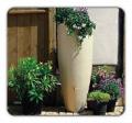 Depósito 2em1 com vaso para plantas