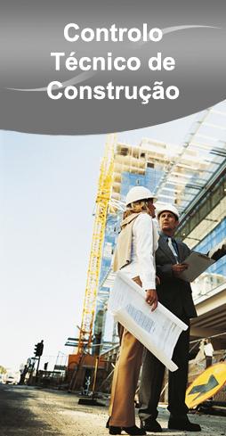 Encomenda Controlo técnico de construção
