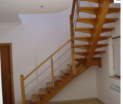 Encomenda Construção de Escadas, Corrimões