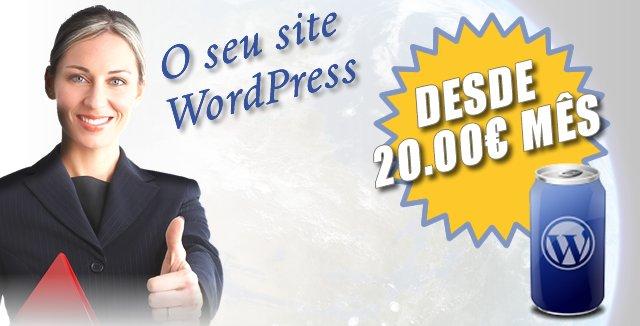 Encomenda Iber 20 Web design qualidade apenas 20€/Mês