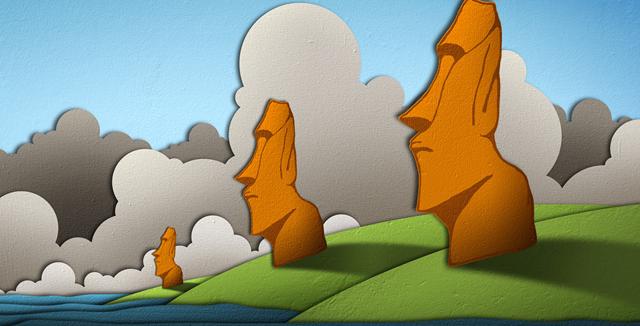 Encomenda Plataforma Moai web design de grande qualidade