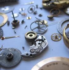 Encomenda Consertos de relógios