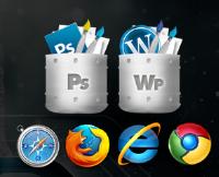 """Encomenda Soluções """"Photoshop to Code"""""""