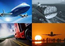 Encomenda Transportes internacionais