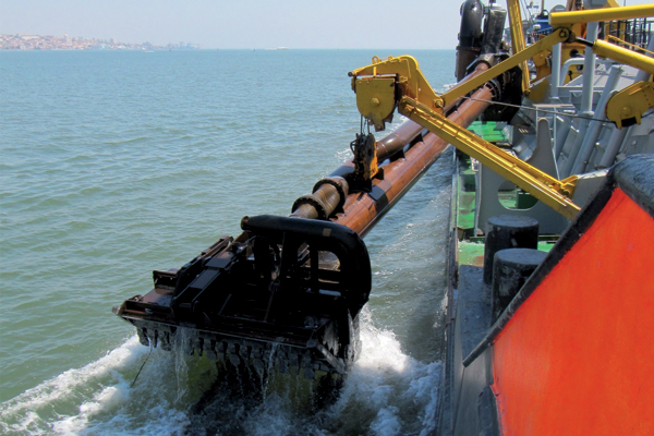 Encomenda Obras maritimas
