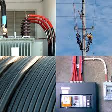 Encomenda Infra-estruturas eléctricas