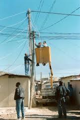 Encomenda Instalação de electricidade