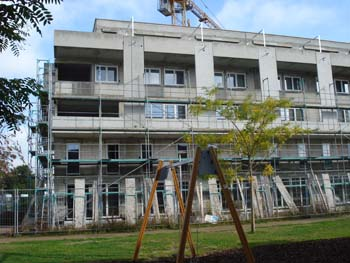 Encomenda Construcao edificios para habitacao