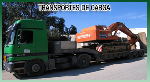 Encomenda Transporte de carga