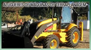 Encomenda Aluguer de equipamento de terraplanagem