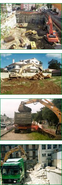 Encomenda Obras públicas