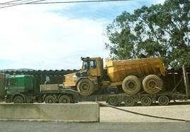Encomenda Transportes de carga geral
