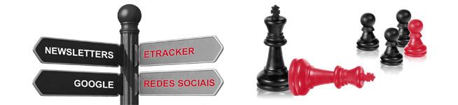 Encomenda Marketing online