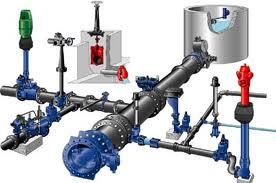 Encomenda Instalações redes de água