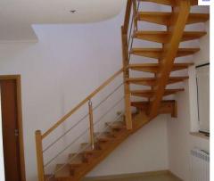 Construção de Escadas, Corrimões