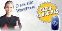 Iber 20 Web design qualidade apenas 20€/Mês