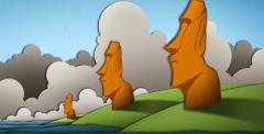 Plataforma Moai web design de grande qualidade