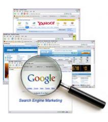 WebSite S.E.O. ou Search Engine Optimization.