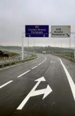 Sinalização e segurança rodoviárias