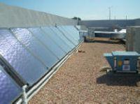 Energias renováveis - solares térmicas / foto-voltaica