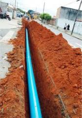 Redes de distribuição de agua