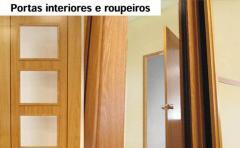 Montagem portas interiores e roupeiros