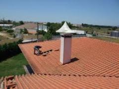 Reparações e manutenções de telhados