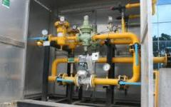 Projectos e instalação de redes de gás