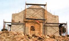 Restauros e reconstrução de prédios antigos