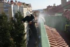 Limpeza e conservação de edifícios
