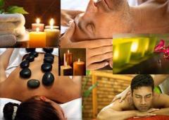 Serviço de massagens