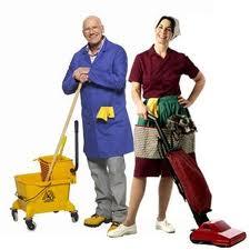 Servicos de limpeza